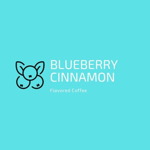 Blueberry Cinnamon (Flavored Coffee)