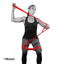 Load image into Gallery viewer, Thera-band CLX Consecutive Loops Exercise Bands (9 Loops)