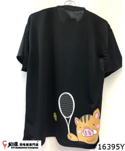 Yonex #16395Y JP version Uni Round Neck T-shirt