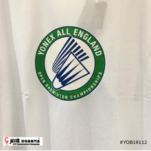 Load image into Gallery viewer, Yonex #19112 Uni Round Neck T-shirt