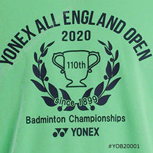 Load image into Gallery viewer, Yonex 2020 All England Limited Edition T-shirt #YOB20001