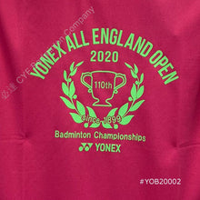 Load image into Gallery viewer, Yonex 2020 All England Limited Edition T-shirt #YOB20002 (Women)