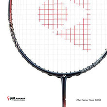 Load image into Gallery viewer, Yonex ArcSaber Tour 1000 Red (Strung)
