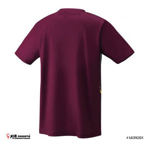 Yonex Round Neck T-shirt 16392EX (Lin Dan Exclusive Wear)