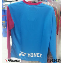 Load image into Gallery viewer, Yonex #16262Y Uni Long Sleeves T-shirt