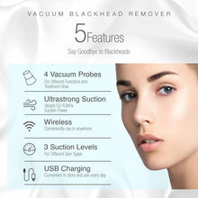 Load image into Gallery viewer, Blackhead Remover Vacuum Pore Cleaner