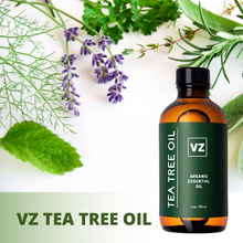 Load image into Gallery viewer, VZ TEA TREE ESSENTIAL OIL