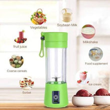 Load image into Gallery viewer, Portable USB Blender Electric Mixer