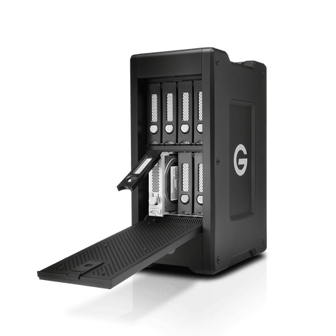 G-SPEED Shuttle XL con Thunderbolt 3