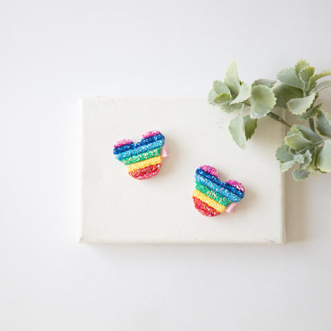 Rainbow Hair Collection - Bright MM ears