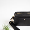 Wanderlust Camera Crossbody - Black