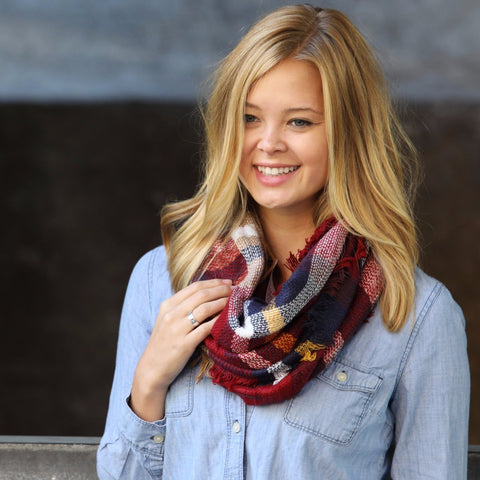 All American Infinity Scarf