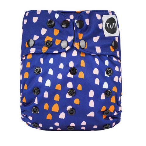 tuti OSFM cloth nappy - ice ice baby