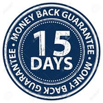 Image of 15-Day Money-Back Guarantee