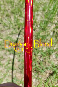 Dragons Blood Taped Hula Hoop