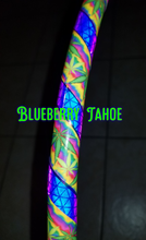 Load image into Gallery viewer, Blueberry Tahoe Reflective Taped Hoop