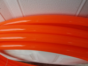 Radioactive Solar Orange Bare Hoop
