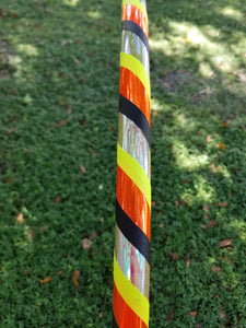 Fall Breeze Beginner Taped Hoop