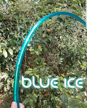 Load image into Gallery viewer, Blue Ice Color Morph Taped Hoop