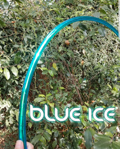 Blue Ice Color Morph Taped Hoop