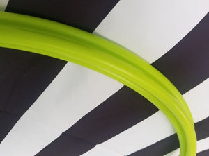 UV Coconut Lime Polypro Bare Hoop 3/4