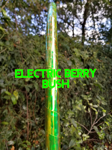 Electric Berry Bush Taped Hula Hoop