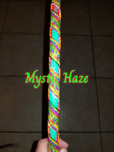 Load image into Gallery viewer, Mystic Haze Reflective Taped Hoop