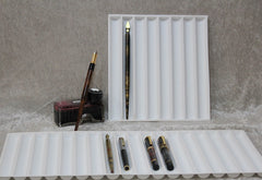Pen Display Tray Liner - White