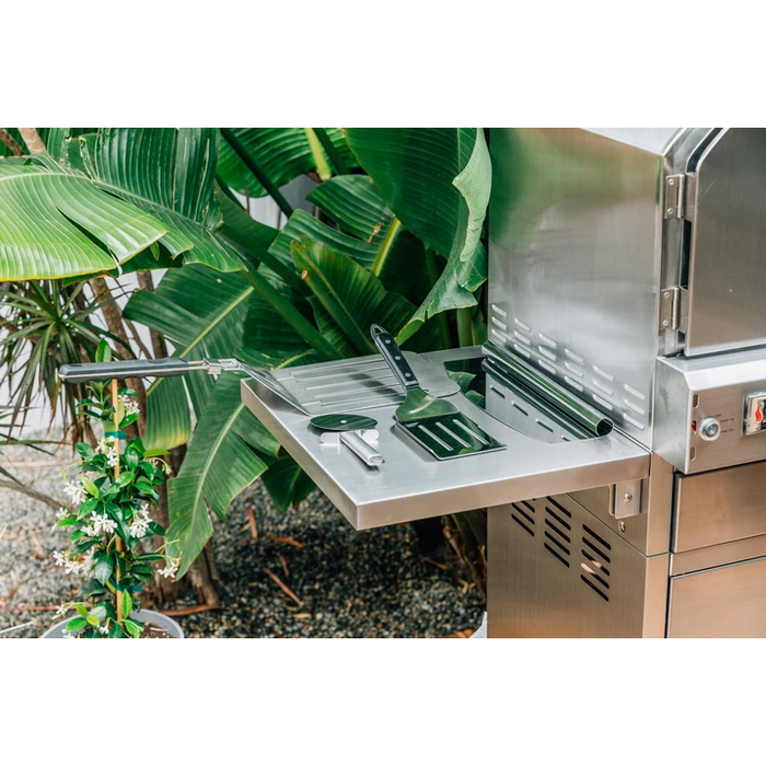 Summerset Grills - SS-OVBI - The Built-In Outdoor Oven - Natural Gas or LP Built-In Oven Natural Gas,Propane Summerset Grills