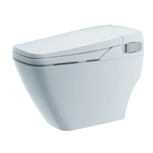 Bio Bidet - PRODIGY SMART TOILET Elongated (P700) Smart Toilet Default Title Bio Bidet Gray