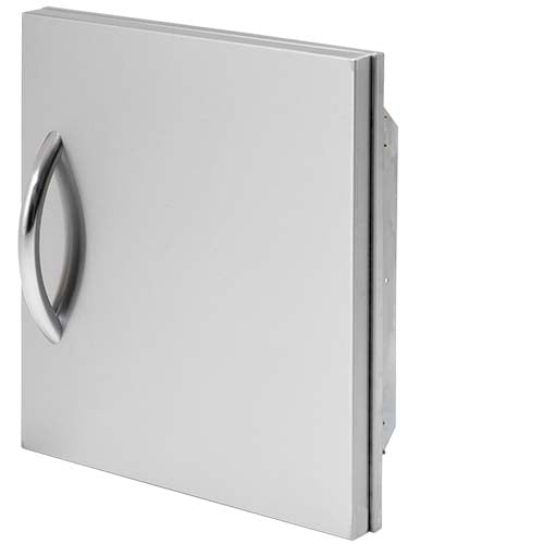 "Cal Flame - 18"" SINGLE ACCESS DOOR - BBQ18839P-18 Access Door Default Title Cal Flame Light Gray"