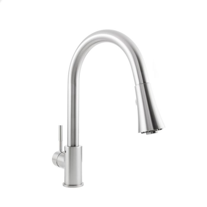 ZLINE - EDISON KITCHEN FAUCET IN BRUSHED NICKEL (EDS-KF-BN) Kitchen Faucets Default Title Zline Lavender