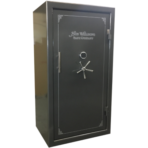 "Sun Welding Safe Co. - Vault Series - V4028T - 72"" x 40"" x 28"" Vault Series Default Title Sun Welding Safe Company Dark Slate Gray"