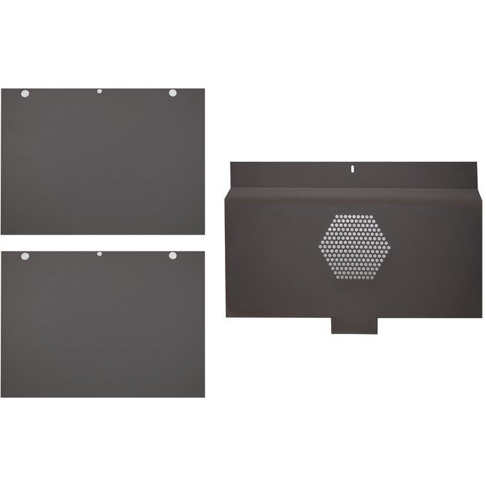 "ILVE - Self Clean Oven Panels for 36"" Double Oven Range (G/170/25 + G/170/18) (G17043) Oven Panels Default Title ILVE Dark Slate Gray"