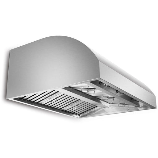 Blaze 42-Inch Stainless Steel Outdoor Vent Hood - 2000 CFM (BLZ-42-VHOOD) - AllPro Furnishings