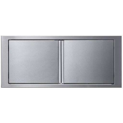 Memphis Grills - VGC30AD - Lower Doors Pro Storage Door Default Title Memphis Grills Dark Gray