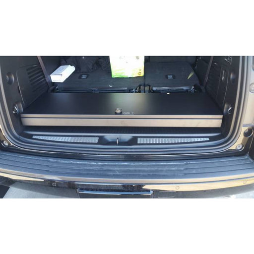 LOCK'ER DOWN - SUVAULT® 2015 - 2020 ESCALADE,TAHOE, & YUKON (MODEL LD3003) Vehicle Long Gun Storage Default Title Lock'er Down Slate Gray