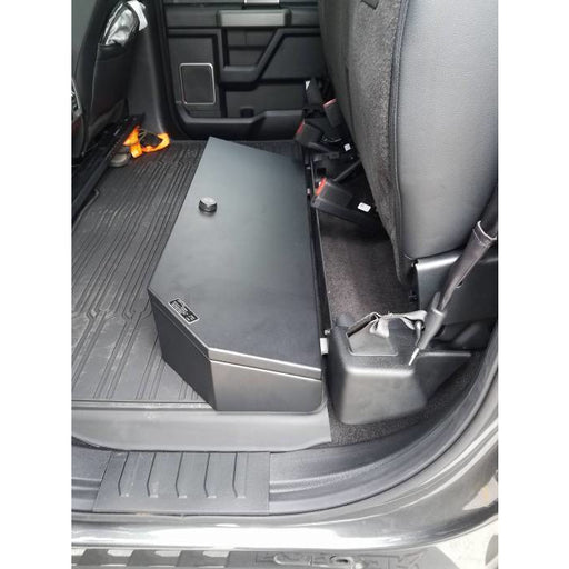 Lock'er Down - SUVault Crew Under Seat Long Gun Safe F150, F250, F350, F450 (Model LD3025) - AllPro Furnishings