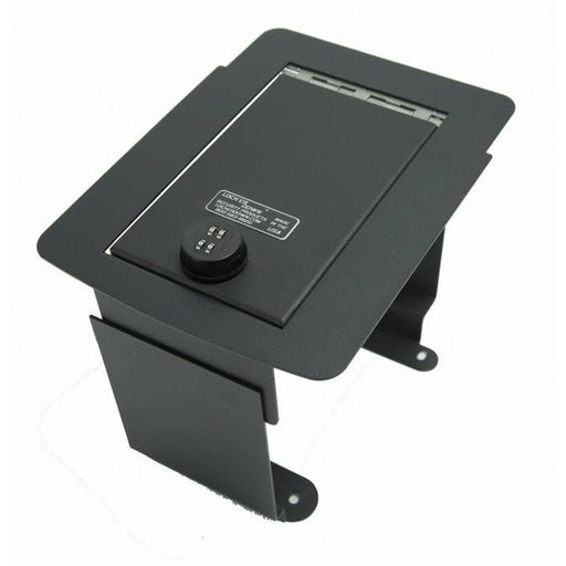 LOCK'ER DOWN - CONSOLE SAFE 2000-2007 FORD SUPER DUTY, 2000 -2005 EXCURSION (MODEL LD2017) Vehicle Console Safe Default Title Lock'er Down
