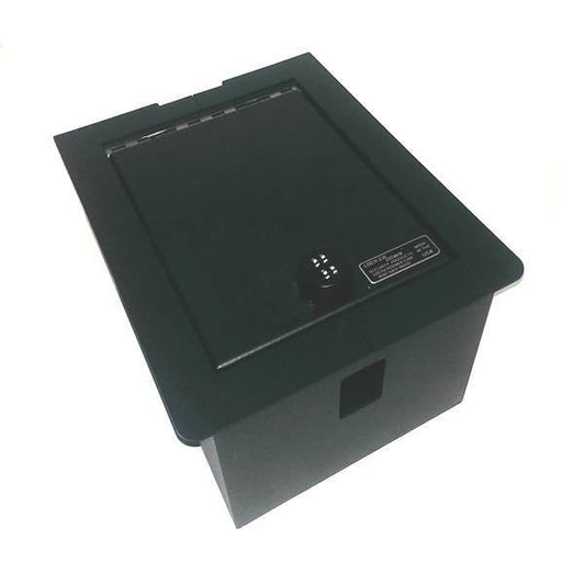 LOCK'ER DOWN - CONSOLE SAFE 2008-2010 FORD SUPER DUTY (MODEL LD2020) Vehicle Console Safe Default Title Lock'er Down Dark Slate Gray