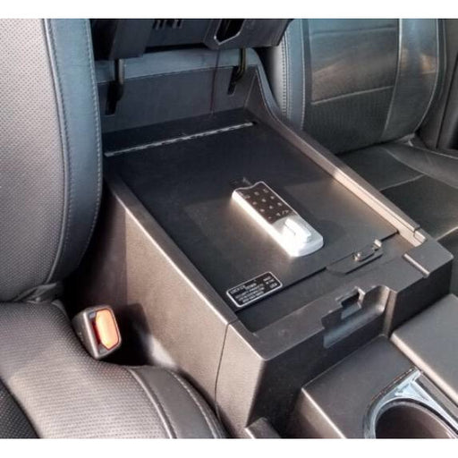 LOCK'ER DOWN - EXXTREME CONSOLE SAFE® 2014 TO 2021 TOYOTA TUNDRA (MODEL LD2043EX) Vehicle Console Safe Default Title Lock'er Down Dark Slate Gray
