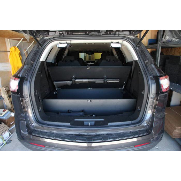 LOCK'ER DOWN - SUVAULT® FOR 2007 TO 2017 ACADIA, ENCLAVE AND TRAVERSE (MODEL LD3010) Vehicle Long Gun Storage Default Title Lock'er Down Dark Slate Gray
