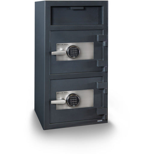 Hollon Safes - FDD-4020EE - Double Door Depository Safe - AllPro Furnishings