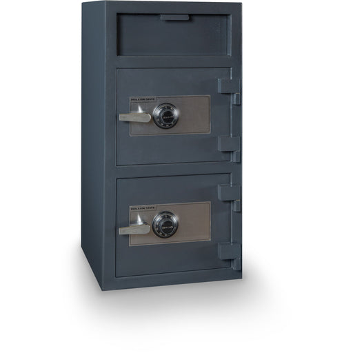 Hollon Safes - FDD-4020CC - Double Door Depository Safe - AllPro Furnishings