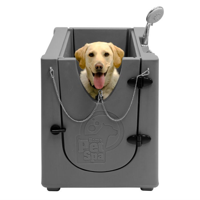 Homeward Bath - Home Pet Spa, Grey, RA-060 - AllPro Furnishings