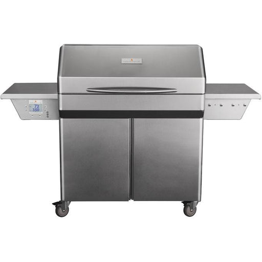 Memphis Grills - VG0002S - Memphis Elite Cart with WiFi Pellet Grill - 304 SS Alloy Cart Grill with Wifi Default Title Memphis Grills Dark Gray
