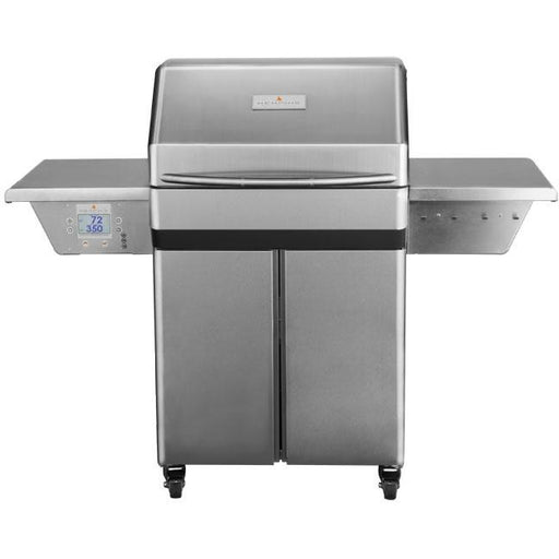 Memphis Grills - VG0001S - Memphis Pro Cart w/WiFi Pellet Grill - 304 SS Alloy Cart Grill with Wifi Default Title Memphis Grills Dark Gray