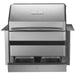 Memphis Grills - VGB0001S - Memphis Pro Built-In w/WiFi Pellet Grill - 304 SS Alloy Built-in Grill with Wifi Default Title Memphis Grills Dark Gray