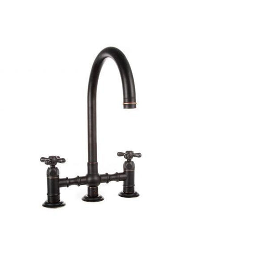 ZLINE - MONA KITCHEN FAUCET IN OIL-RUBBED BRONZE (MNA-KF-ORB) Kitchen Faucets Default Title Zline Dark Slate Gray