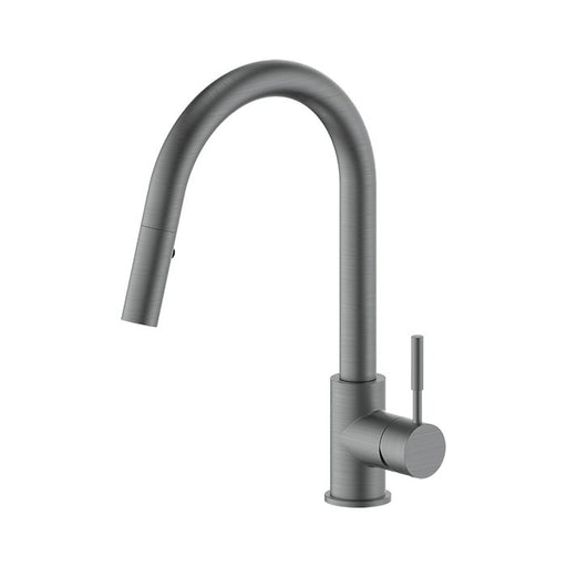 ZLINE - ARTHUR KITCHEN FAUCET IN GUN METAL (ATH-KF-GM) Kitchen Faucets Default Title Zline Dark Gray